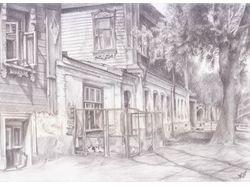 Москва, Дубининская улица 1925-1940 гг.