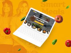 SmartMeals - доставка полезной еды