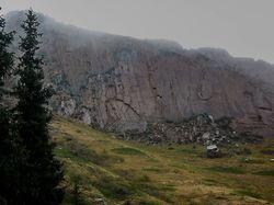 Скалы Тургеня