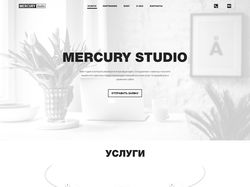 Веб студия Mercury