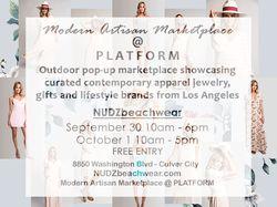 Пост для Инстаграм магазина в Лос-Анджелесе