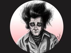 "Digital art ""Эдвард"""