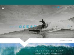 Курсы обучения серфингу на Бали Ocean