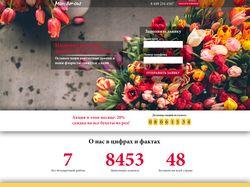 Landing Page - Интернет-магазин