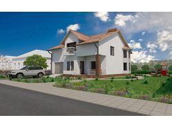 Проект индивидуального жилого дома