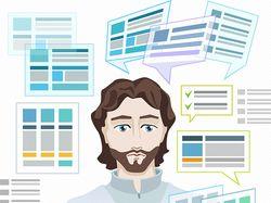 It - vector graphic, ui-ux designer art
