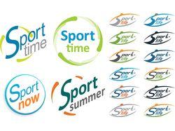 Sport - logo variants