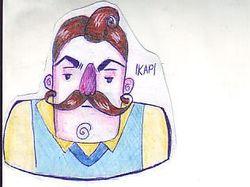 Персонаж компьютерной игры