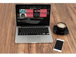 Разработка сайта веб-студии