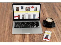 Разработка интернет-магазина по продаже дверей
