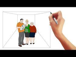 Продающее видео для агентства недвижимости ViaDomo
