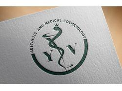Логотип для эстетическо-медицинской косметологии