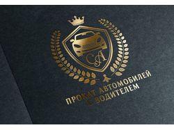 Логотип для сервиса проката авто