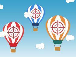Обложка, логотип и товары SMM агенства