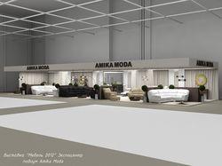 Визуализация проекта Амика Мода