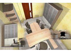 Визуализация корпусной мебели