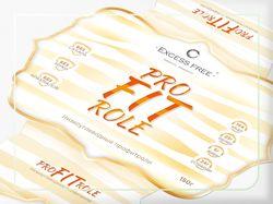 Дизайн упаковки низкоуглеводных профитролей