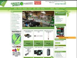 Зеленый дух