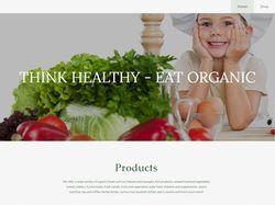 Интернет магазин органических продуктов питания