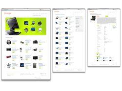Oranger.com.ua — новый магазин электроники