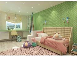 3д-визуализация интерьера квартиры