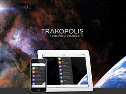 Мобильное iOS-приложение Trakopolis