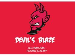 Энергетический напиток Devil's Blaze