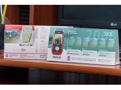 Полиграфия для компании «НГЦ» (2003-2008)