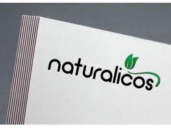 логотип для натуральной косметики NATURALICOS