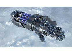 Ski-Fi glove