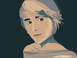 арт-портрет с фото
