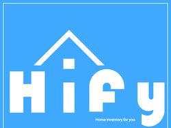 Логотип компании HiFy
