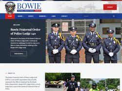 Верстка и натяжка на Wordpress Bowie FOP 140