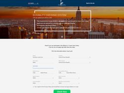 Landing Page Green Card