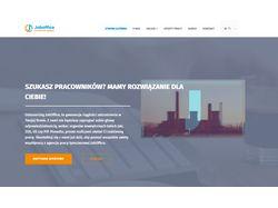 Мультиязычный сайт - JobOffice