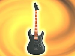 Гитара (общий вид)