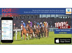 Баннеры для OLBG - SPORTS BETTING (Mobile APP)