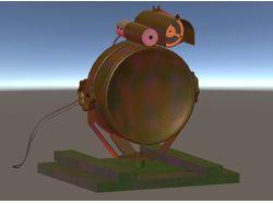 3D Модель low polly