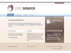 Plain Source - SCM Consulting