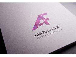 Логотип faberlic-action