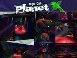 "Ночной клуб ""Planet X"""