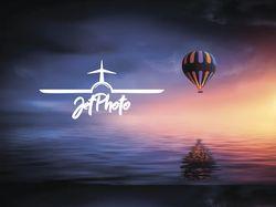 Логотип для JetPhoto
