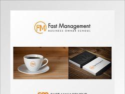 Разработано для бизнес-школы Fast Management.