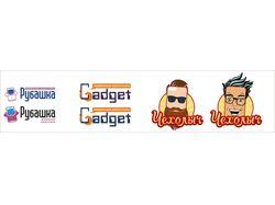 Логотип магазина мобильных аксессуаров