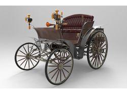автомобиль Benz Victoria