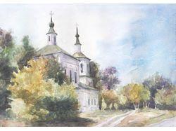 Петропавловская церковь в станице Старочеркасская