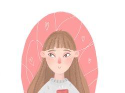 Иллюстрации для открыток