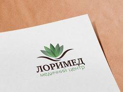 Логотип для мед центра