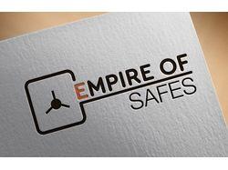 Логотип для Империи сейфов