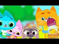 Анимация для детского сериала